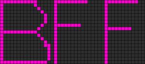 Alpha pattern #1570