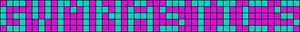 Alpha pattern #1576