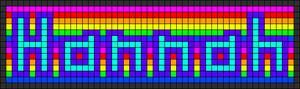 Alpha pattern #1577