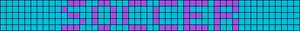 Alpha pattern #1595