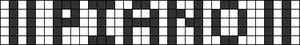 Alpha pattern #1598
