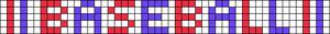 Alpha pattern #1599