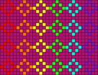 Alpha pattern #1614