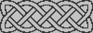 Alpha pattern #1624
