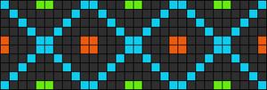 Alpha pattern #1626