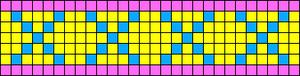 Alpha pattern #1628