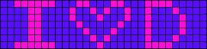 Alpha pattern #1632
