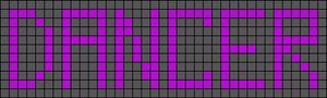 Alpha pattern #1638