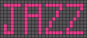 Alpha pattern #1639