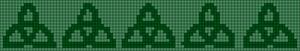 Alpha Friendship Bracelet Pattern #1649