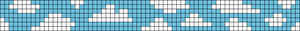 Alpha pattern #1654