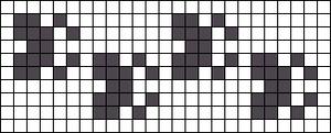 Alpha pattern #1656