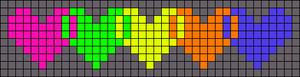 Alpha pattern #1657