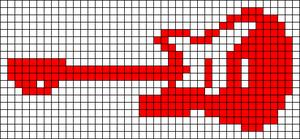 Alpha pattern #1660