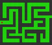 Alpha pattern #1661