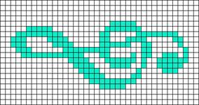 Alpha pattern #1662
