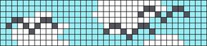 Alpha pattern #1663