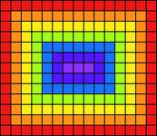 Alpha pattern #1668