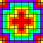 Alpha pattern #1688