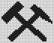 Alpha pattern #1699