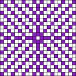 Alpha pattern #1702