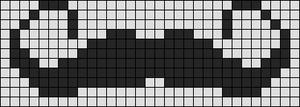 Alpha pattern #1705