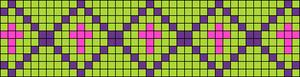 Alpha pattern #1721