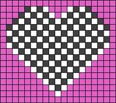Alpha pattern #1724