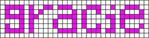 Alpha pattern #1725