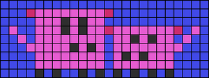 Alpha pattern #1735