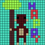 Alpha pattern #1743