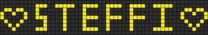 Alpha pattern #1748