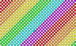 Alpha pattern #1751