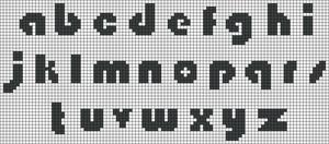 Alpha pattern #1764