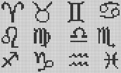 Alpha pattern #1765