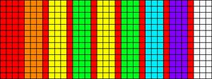 Alpha pattern #1768