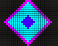 Alpha pattern #1771