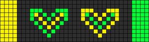 Alpha pattern #1773