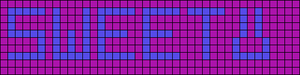 Alpha pattern #1793
