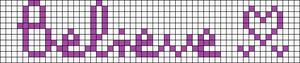 Alpha pattern #1798