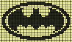 Alpha pattern #1800