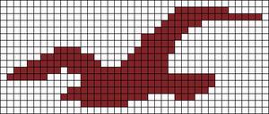 Alpha pattern #1805