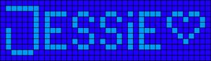 Alpha pattern #1807