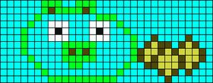 Alpha pattern #1808
