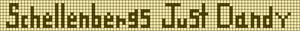 Alpha pattern #1809