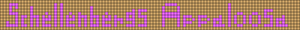 Alpha pattern #1813