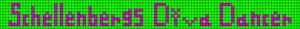 Alpha pattern #1815