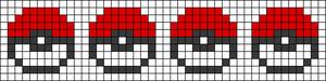 Alpha pattern #1816