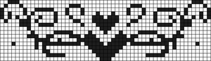 Alpha pattern #1818