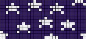 Alpha pattern #1822